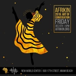 AFRIKIN 2019: Art of Conversation