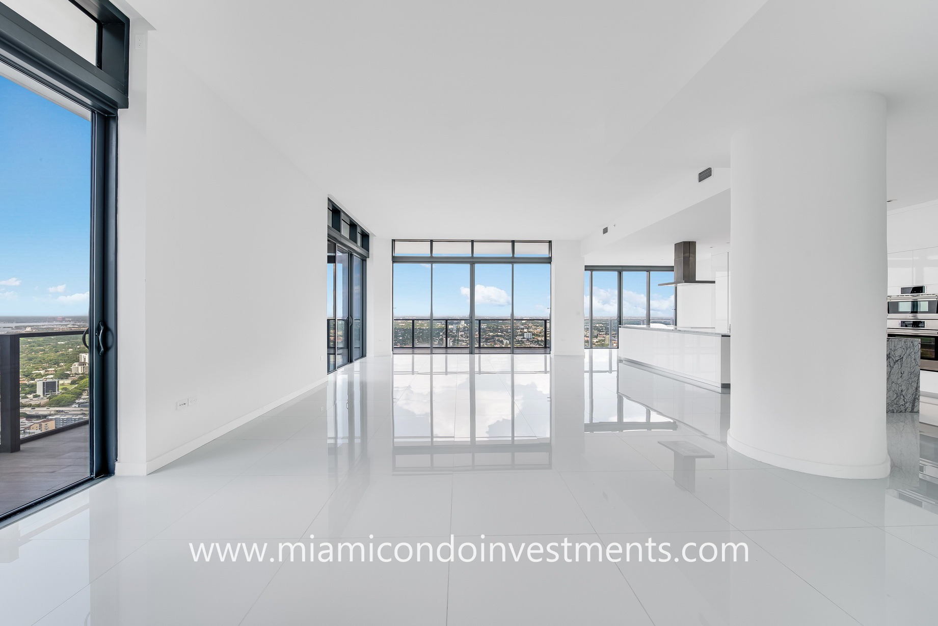 Penthouse 4201 at Rise Brickell City Centre