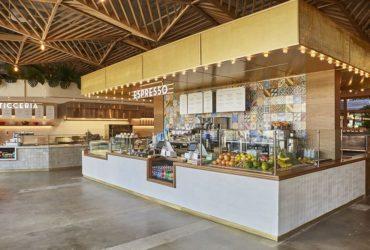 Brickell es La Centrale Alimentos Hall está Siendo Sustituido Por Otro de Comida italiana Hall