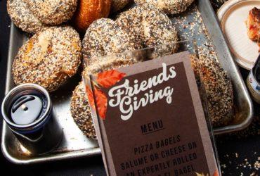 Esta Semana, los Mejores Alimentos de Eventos: Todos los Días de la Fundación de Friendsgiving, y Más