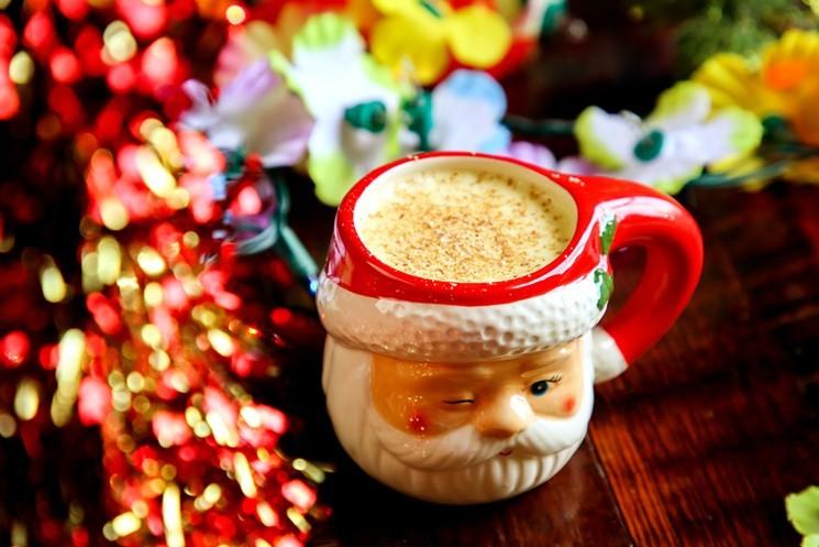 Sip your Santa