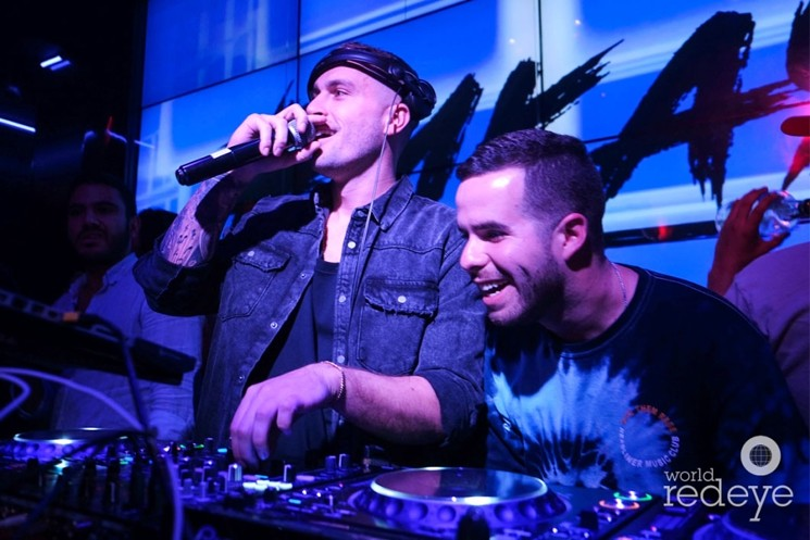 Emkay & DJ Cazes