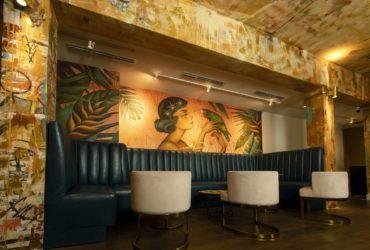 Sip Antojadizas de Cócteles en un Moderno estilo Art Deco Establecer en Este Nuevo Wynwood Bar