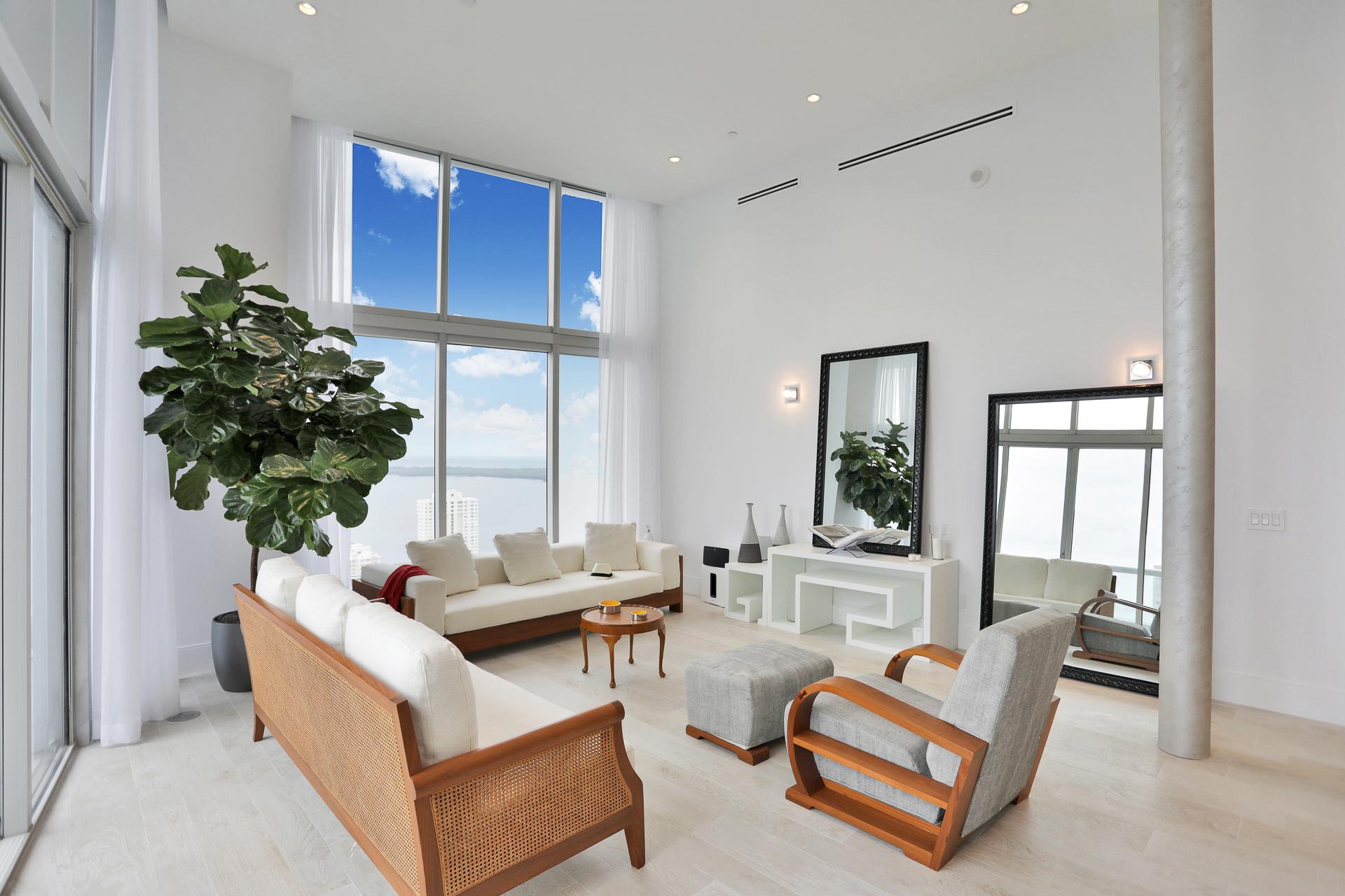 living room - Icon Brickell II