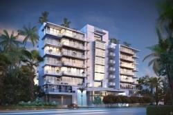 Bijou Bay Harbor Tops Off Construction at Nine Stories