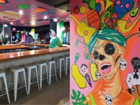 Dudosamente Llamado Pink Taco Jefes de South Beach