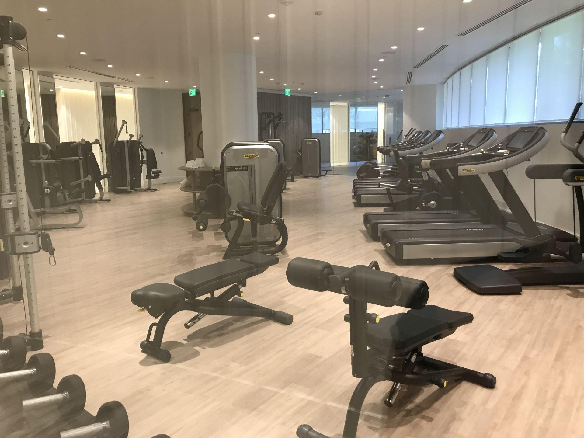 Park Grove fitness center