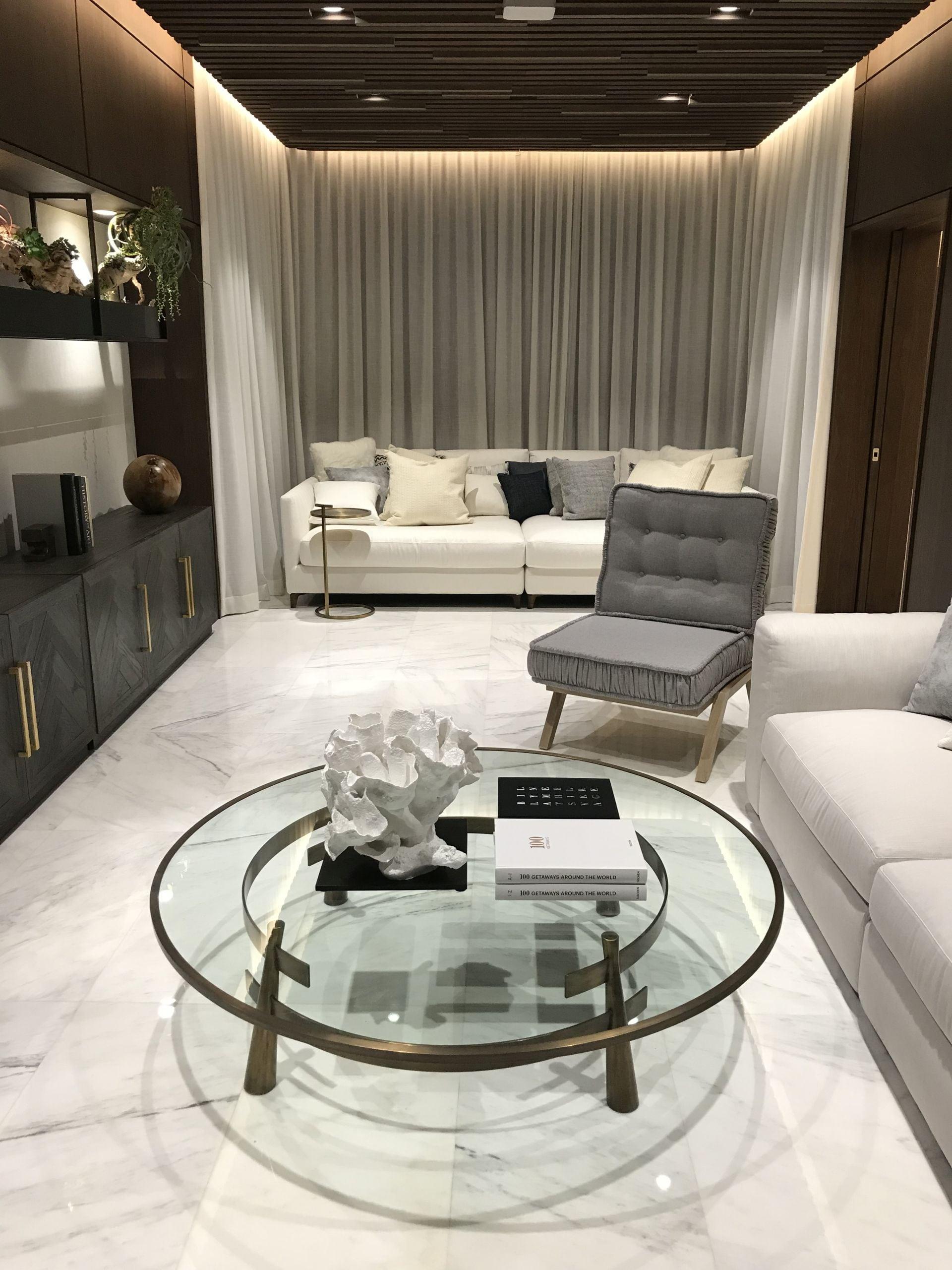 Park Grove lounge area