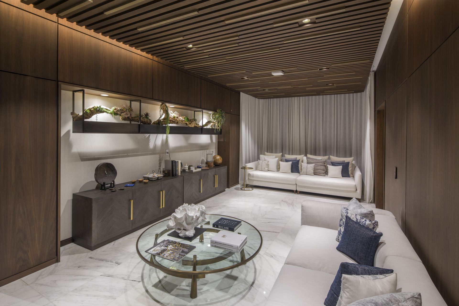 Park Grove spa lounge