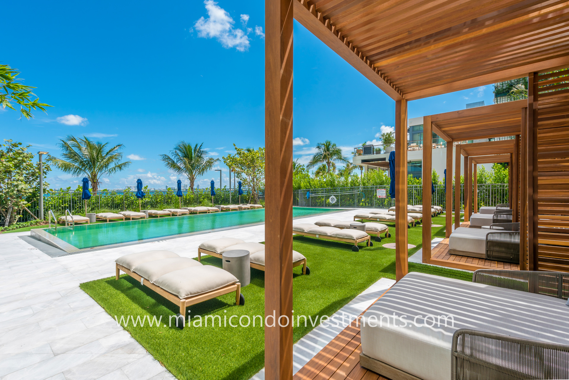 One Paraiso cabanas