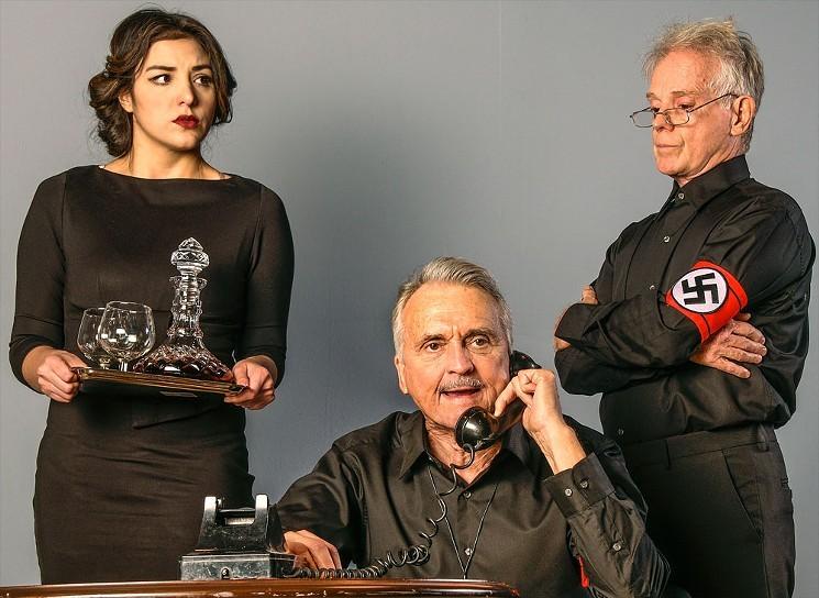 Diane Garle, Peter W. Galman, and Barry Tarallo