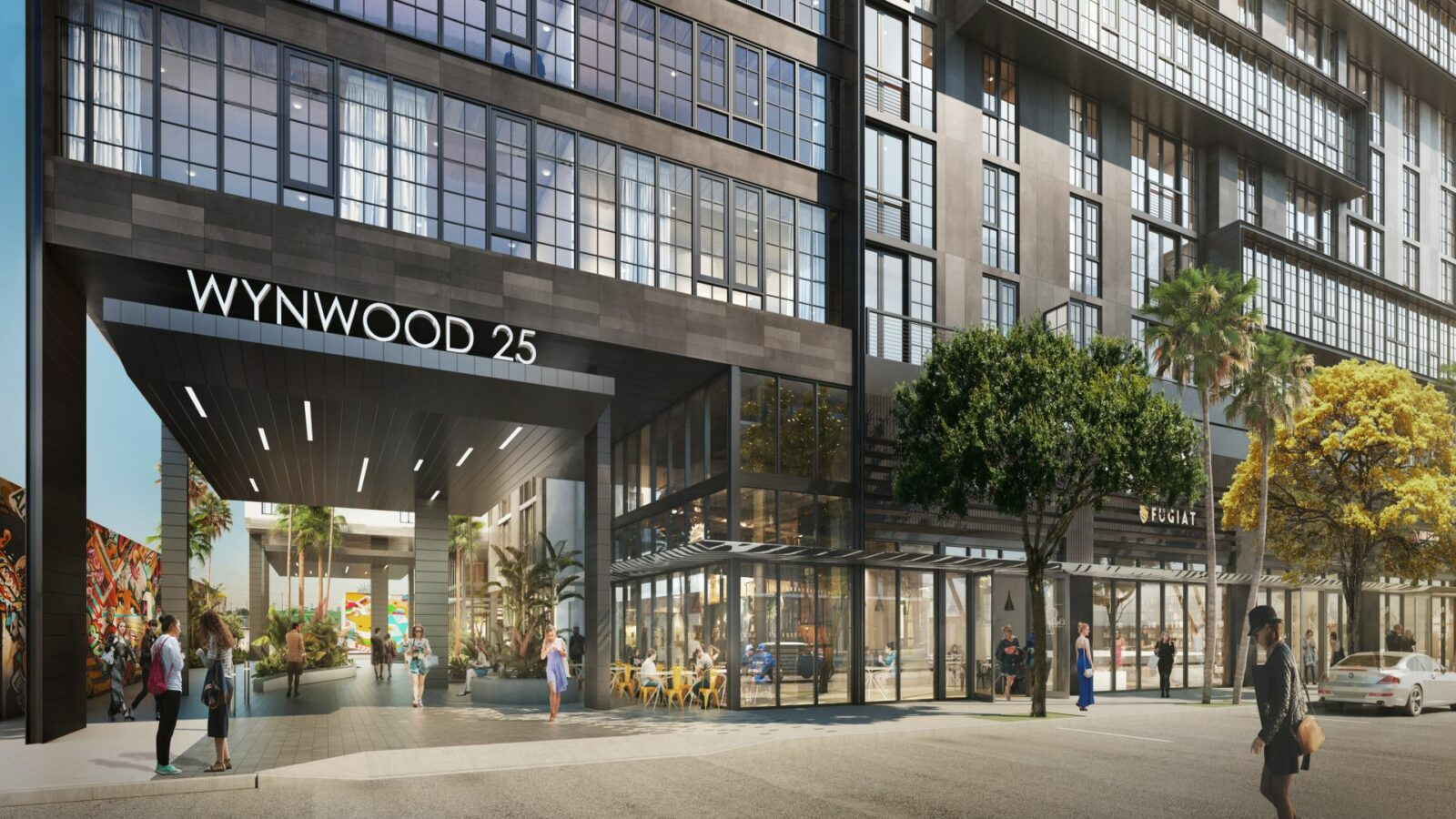 Wynwood 25 apartments
