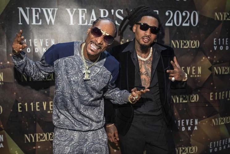 Snoop Dogg y Ball Greezy