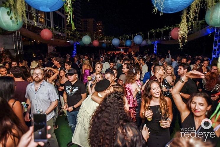 Eyes on Miami: Nochevieja con DaBaby, los Jonas Brothers, Snoop Dogg y otros (10)