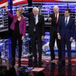 2 ganadores, 1 gran perdedor en el debate presidencial demócrata