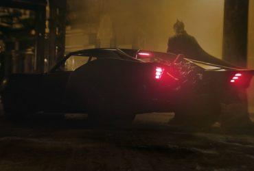 El director de Batman comparte el primer vistazo al nuevo Batmobile engañado