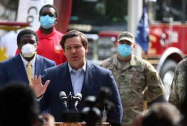 El gobernador de Florida anuncia que el estado comenzará a reabrir pronto, pero no el sur de Florida