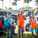 En medio de las preocupaciones por el coronavirus, los Miami Dolphins anuncian el borrador del partido en línea