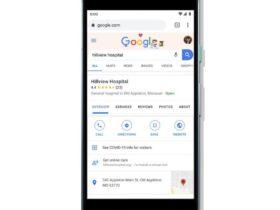 Google mostrará las opciones de atención virtual de manera más destacada en los resultados de búsqueda