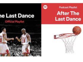 Netflix y ESPN se asocian con Spotify para seleccionar podcasts en torno a su documental de Michael Jordan