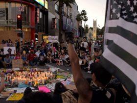 Miles de manifestantes de Los Ángeles arrestados por toque de queda no serán acusados