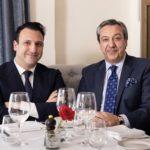 Portosole, la nueva empresa de Coral Gables de Lucio Zanon, es elegantemente italiana