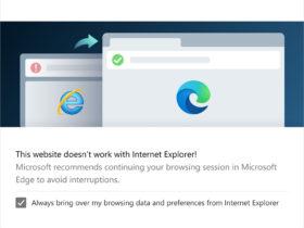 Los usuarios de Microsoft Internet Explorer pueden sorprenderse cuando sean redirigidos a Edge el próximo mes