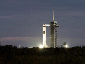 Cómo ver la primera misión operativa Crew Dragon de SpaceX al espacio