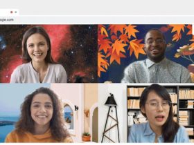 Google Meet ahora te permitirá usar fondos personalizados en videollamadas