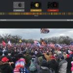 Cientos de videos de Parler de Capitol Riot republicados en la línea de tiempo cronológica