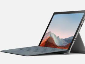 El nuevo Surface Pro 7 Plus de Microsoft tiene una batería más grande, SSD extraíble y LTE