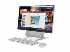 El nuevo Yoga todo en uno de Lenovo tiene una pantalla giratoria para mejores videos de TikTok y desplazamiento de Twitter