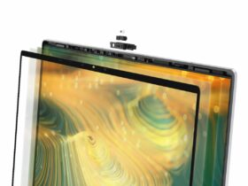 Las últimas computadoras portátiles para empresas Latitude de Dell agregan un obturador automático de cámara web