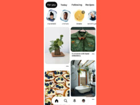 Pinterest es la última aplicación para agregar un carrusel de historias a su pantalla de inicio
