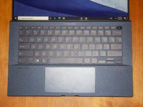Revisión de Asus ExpertBook B9450: computadora portátil de trabajo liviana y duradera