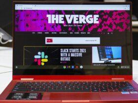 El Galaxy Chromebook 2 rojo brillante de Samsung ya está disponible en Best Buy