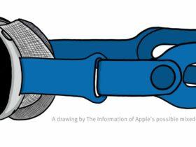 Los próximos auriculares de realidad mixta de Apple pesarán menos que un iPhone